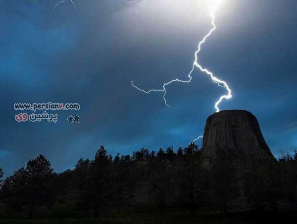عکس های مهیج و واقعی از قدرت طبیعت
