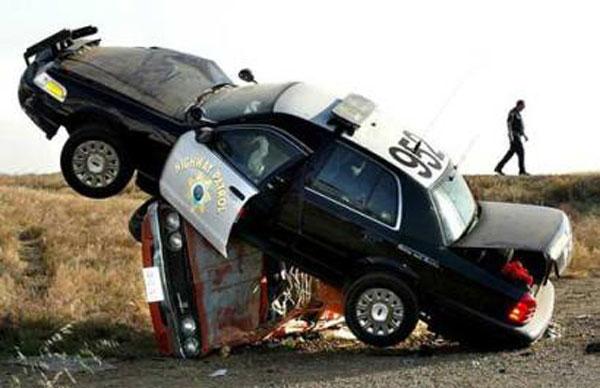 عکس های دیدنی از تصادفات عجیب و غریب در دنیا