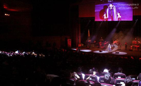 عکس های دیدینی از کنسرت خصوصی رضا صادقی