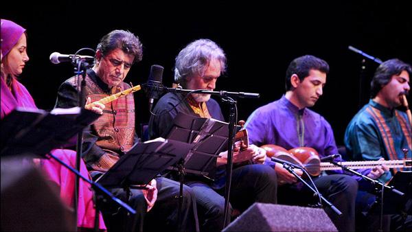 عکسهای دیدنی کنسرت شجریان و گروه شهناز در لندن