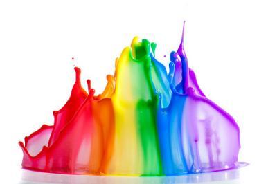 رنگ درماني و خواص درماني رنگها