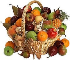 اگه یک سبد میوه ببینی اول چی بر میداری؟؟