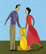 مال دوستی همسران