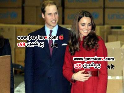 کیت میدلتون عروس سلطنتی باردار است