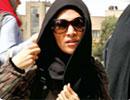 عکسهای متفاوت اندیشه فولادوند بازیگر نقش افسانه در سریال شیدایی