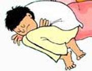 راز شخصیت در چگونه مدل خوابیدن