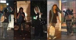 آماری از حضور زنان خیابانی در تهران