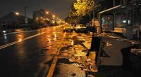 نازيباييهاي تهران در یک شب باراني