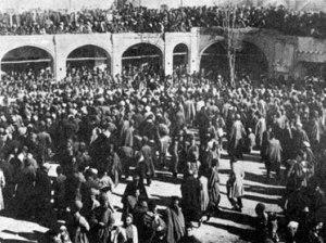 حال و هوای عزاداری تهرانیها در دوران قاجار + عکس / بازخوانی تاریخ