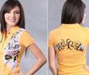 تصاویر:تی شرت های دخترانه بهاره