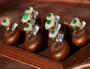 زیباترین جواهرآلات موجود در بازار تهران