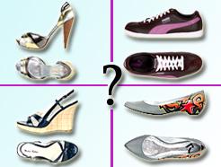 چه نوع کفشی مناسب است؟