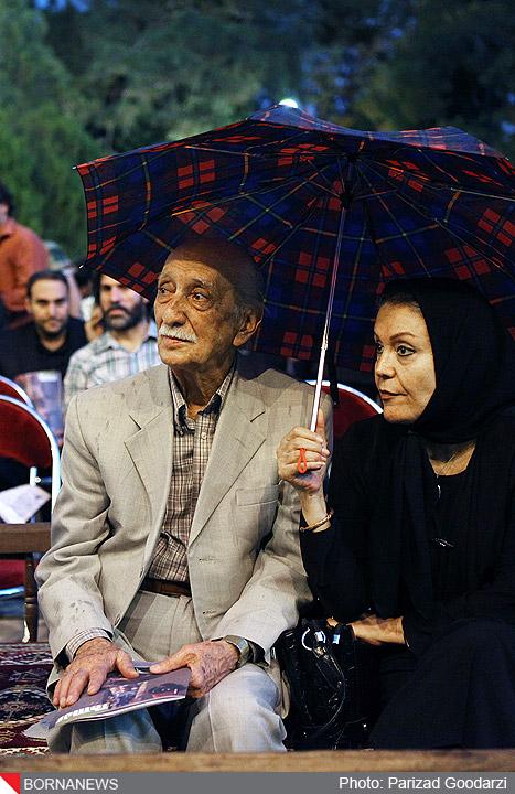 عکس فیلم چتری برای دو نفر