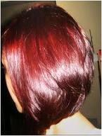 برای تغییر رنگ موهای شرابی به رنگهای روشن