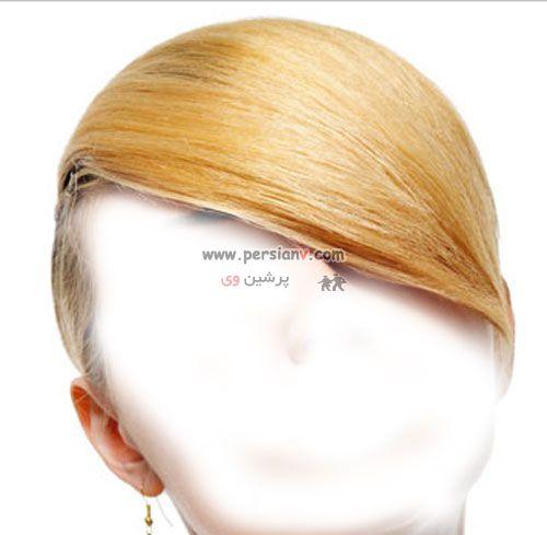 عکسهای دیدنی از مدل های جدید آرایش مو !