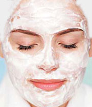 ماسکی برای لطافت پوست ..