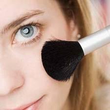 آموزش تصویری آرایش صورت دخترانه