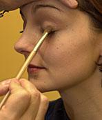 تصاویر: آموزش خود آرايي چشم ها
