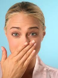 از بین بردن بوی بد تناسلی