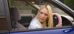 کشف علت ضعف رانندگان زن