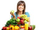 زنان چطور غذا بخورند که چاق نشوند؟