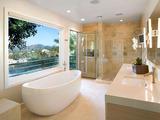 حمام های جدید و رمانیک