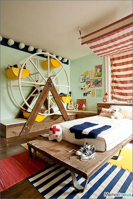 اتاق بازی کودک + عکس