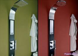 دوش های حمام مدرن و فوق العاده زیبا