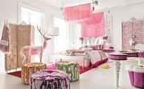 اتاقی شگفت انگیز برای دختران