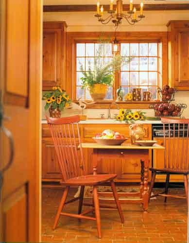 آشپزخانه به سبك غربي