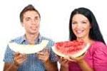 توصیه درمورد خوردن هندوانه و خربزه