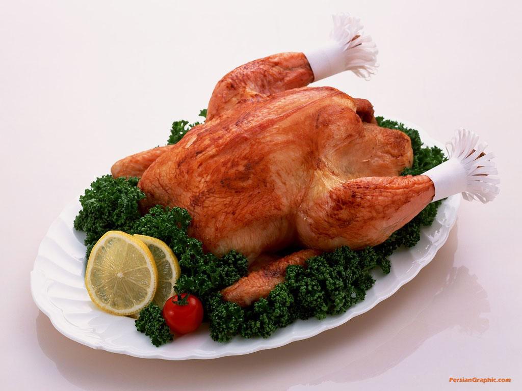 مرغ را با پوست بپزيد!
