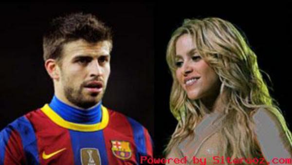 عکسهای شکیرا خواننده مشهور و خواستگار فوتبالیستش !