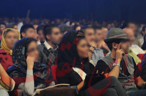 اباحه گری در کنسرت ها وسکوت مسئولین فرهنگی+تصاویر