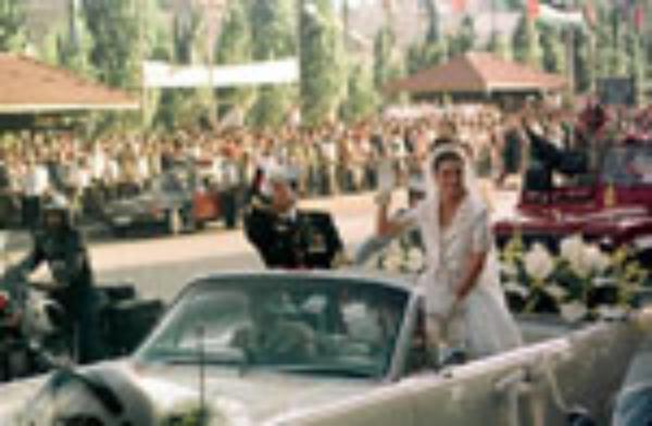 مراسم ازدواج شاهزادگان در نقاط مختلف جهان+ تصاویر