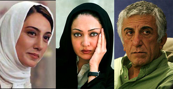 عکس بازیگران ایرانی که طلاق گرفته اند