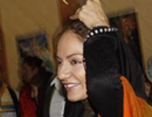 مراسم دیدنی افتتاح فیلم سعادت آباد  با حضور مهناز افشار