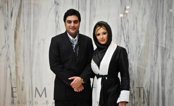 عکس عروسی حامد بهداد