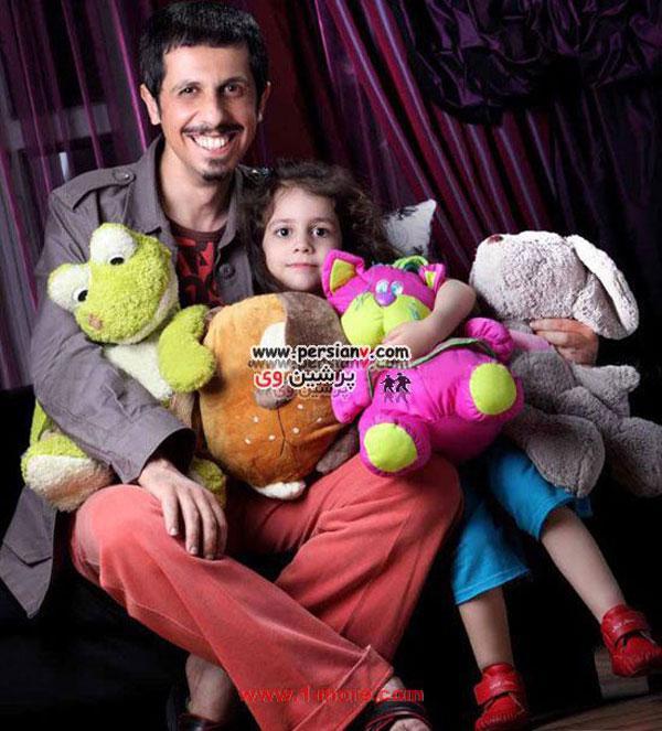 عکس های متفاوت و دیدنی:بازیگران مشهور ایرانی به همراه دخترانشان