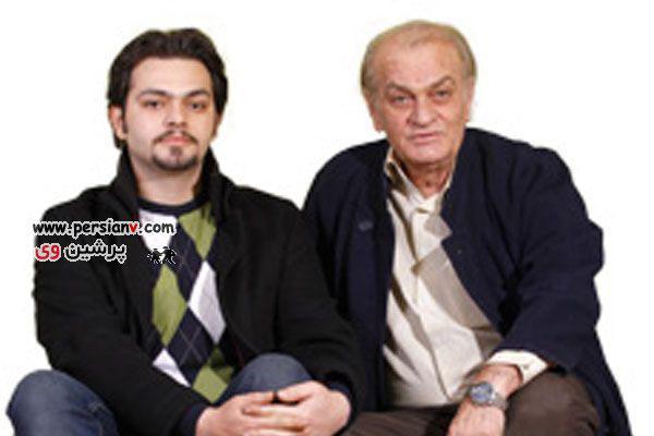 عکس های دیدنی : بازیگران مشهور ایرانی همراه پسرانشان