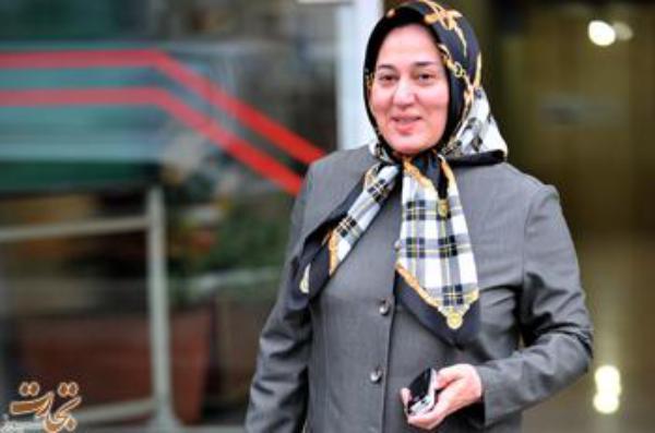 ماشین پولدارترین زن ایرانی چیست ؟!