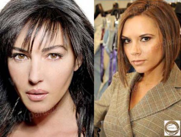 خوش اندام ترین و زیباترین زنان هالیوود + تصاویر