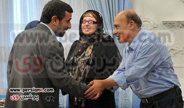 عکس های متفاوت از محمود احمدی نژاد،همسر،فرزندان و خانواده ایشان
