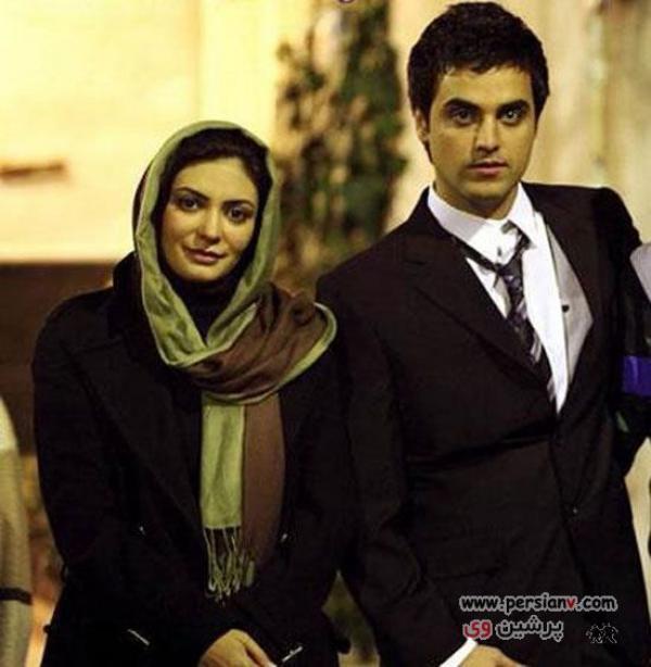 عکسهای متفاوت لیندا کیانی و همسرش بازیگر سریال دیدنی