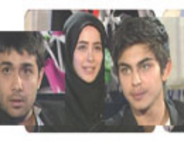 عکسهای برنامه خوشا شیراز با حضور متفاوت با حسین مهری,الناز حبیبی و ارسلان قاسمی
