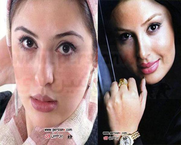 عکس های قدیم و جدید یرخی از بازیگران مشهور سینمای ایران