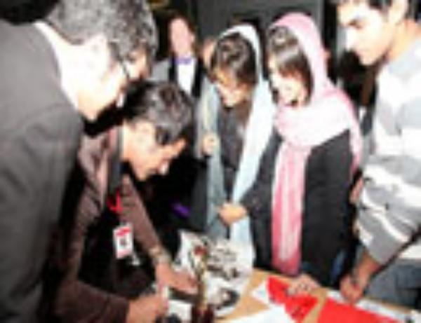 روز ششم جشنواره تورنتو با حضور محمدرضا گلزار