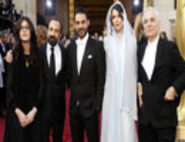 فرهادی ،لیلا حاتمی و پیمان معادی در اسکار 84
