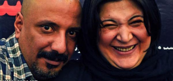 عکس : امیر جعفری و همسرش ریما رامین فر