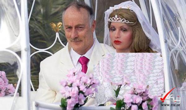 ازدواج یک مرد با ۹ زن مصنوعی!! + عکس